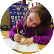 Elementary Student in Extended Care